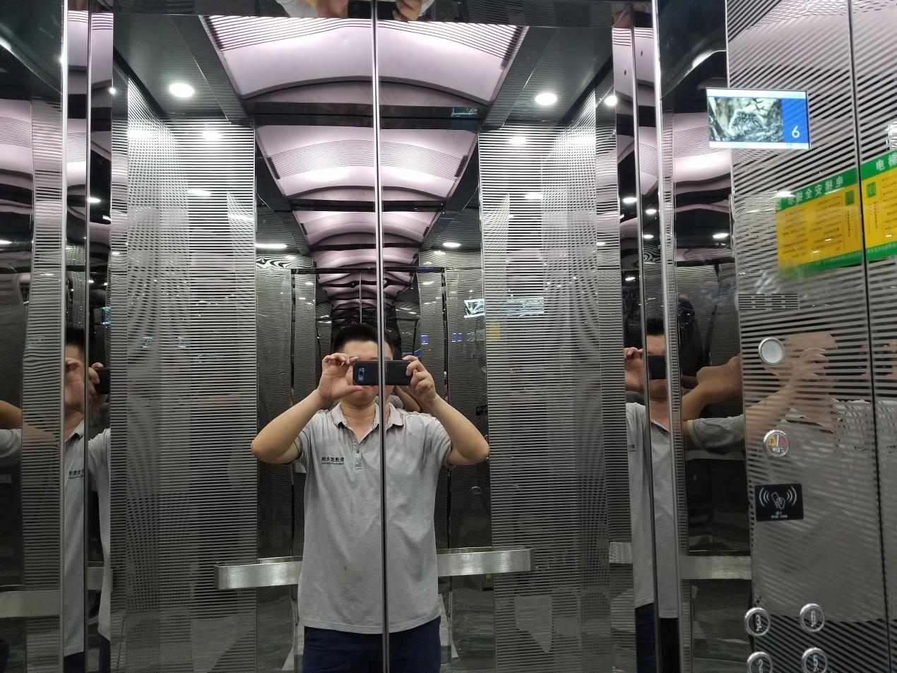 桂林市老旧房加装电梯案例